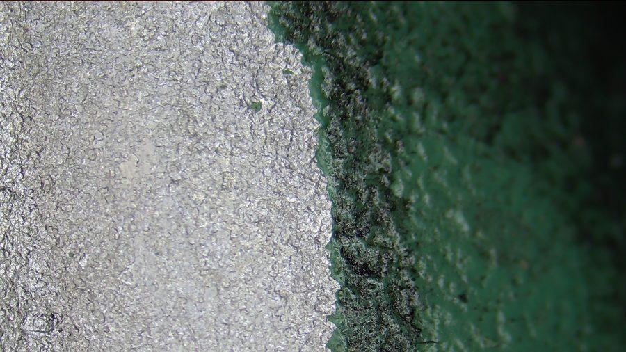 odstraňování barev laserem, čištění barev laserem, restaurování, graffiti