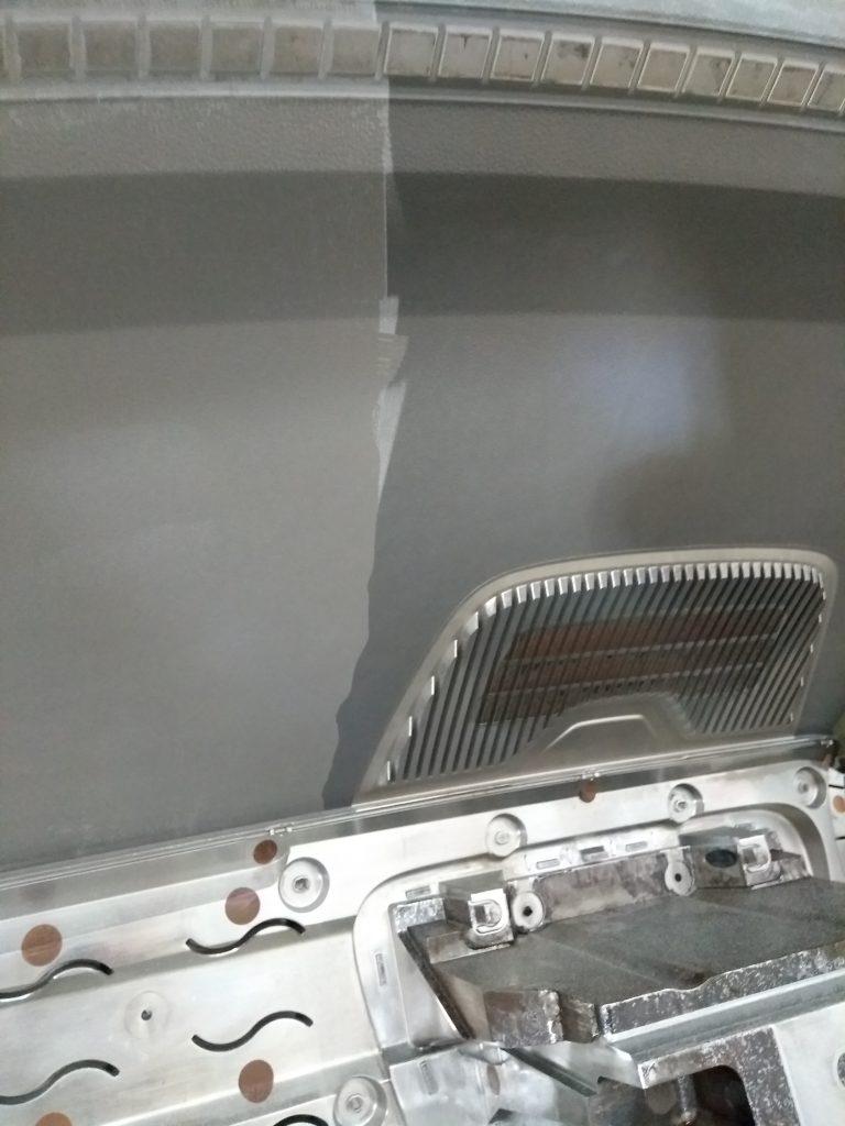 laser, čištění dezénů forem, dezény - laser