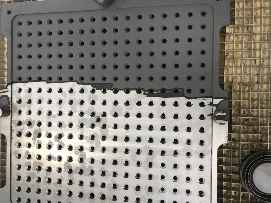 čištění laserem forem, easy clean, odstraňování nánosů z výroby
