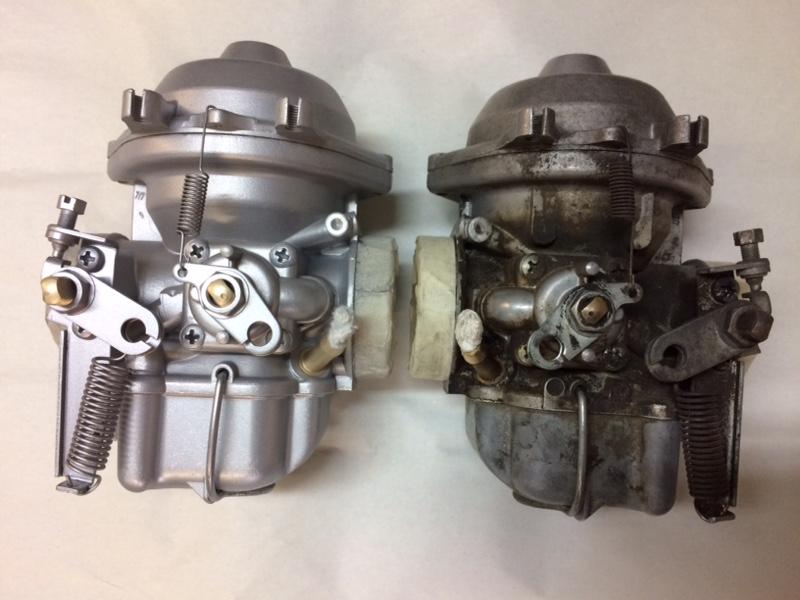 motorové díly, hliníkové bloky, odstraňování oxidů