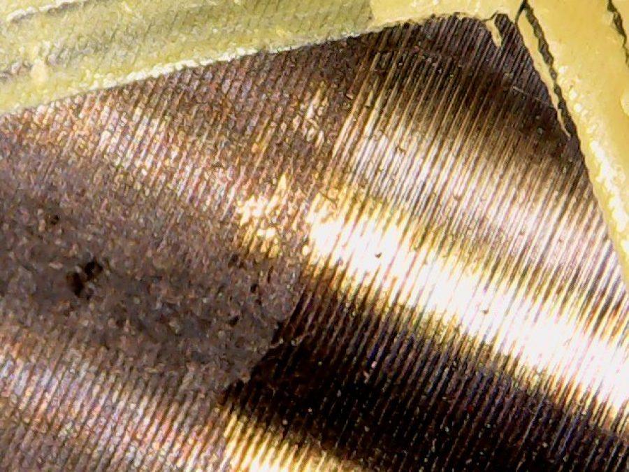 šetrné čištění povlakovaných dílů