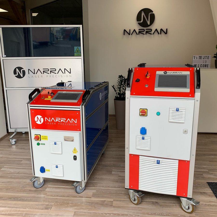 čistící laser, ROD 200, ROD 500, čištění laserem, mobilní laser, zakázkové čištění laserem, laser s kolečkama, laser cleaning